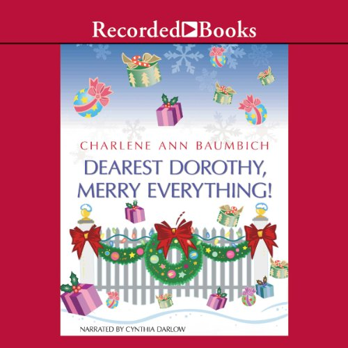 Dearest Dorothy, Merry Everything audiobook cover art