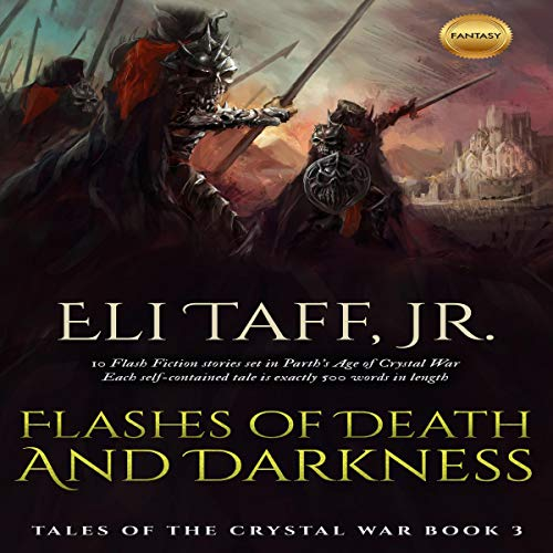 Flashes of Death and Darkness cover art