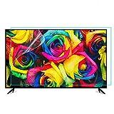 TYRHMY Protector de pantalla para televisor de 42 – 75 pulgadas, mate antideslumbrante, antiarañazos, para LCD, LED, 4K OLED y QLED HDTV, 75 pulgadas 1645 x 930