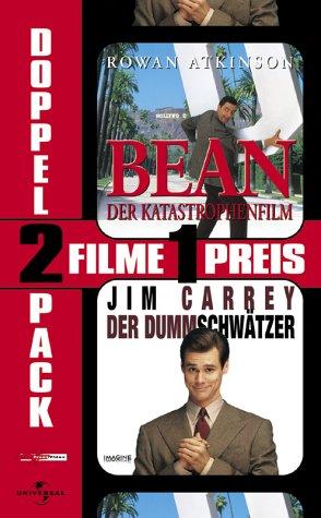 Mr. Bean - Der ultimative... + Der Dummschwätzer [VHS]