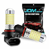 JDM Astar 144-Chip LED Fog Light Bulbs