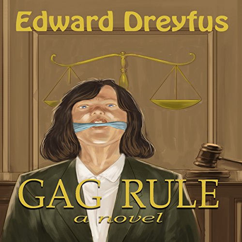 Gag Rule audiobook cover art