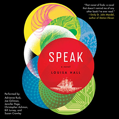 Speak Audiobook By Louisa Hall cover art