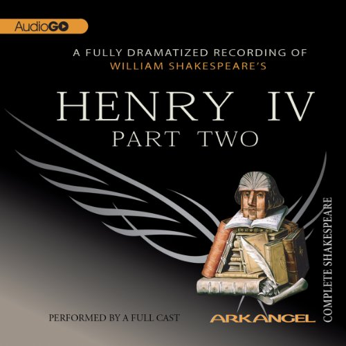 Henry IV, Part 2 audiobook cover art