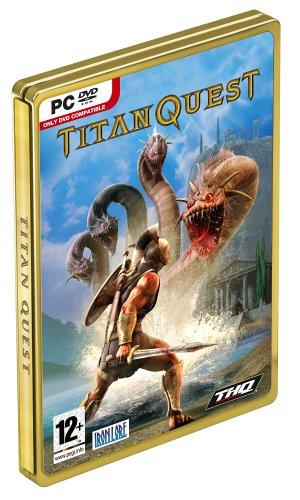 Preisvergleich Produktbild [UK-Import]Titan Quest Game PC
