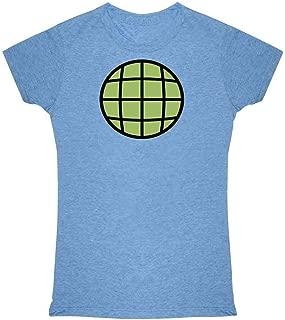 Planeteer Team Vintage Retro 90s Halloween Costume Graphic Tee T Shirt for Women