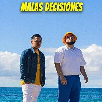 Malas Decisiones (feat. Leo)
