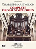 complete organ symphonies, series i [lingua inglese]: 001