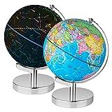Best World Globes - Fun Lites 20cm LED Illuminated Globe for Kids Review
