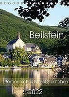 Beilstein - Romantisches Mosel-Staedtchen (Tischkalender 2022 DIN A5 hoch): Das Dornroeschen an der Mosel (Monatskalender, 14 Seiten )