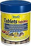 Tetra Tablets TabiMin Hauptfutter (Futtertabletten fr am Boden grndelnde Zierfische, fr alle bodenfressenden und scheuen Fische), 275 Tabletten Dose