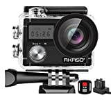 AKASO Brave 4 4K 20MP WiFi Action Camera Ultra HD with EIS 30m