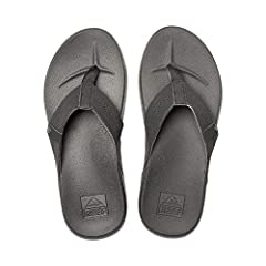 THE ONLY SANDAL YOU NEED: When beach sandals and ultimate comfort come together, you get the Phantom! These flip flops have become a staple for not just summer, but beach life in general with built in comfort to withstand any adventure DURABLE + COMF...