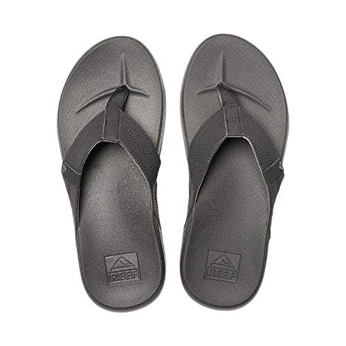 Reef Men's Cushion Bounce Phantom Sandal, Black, 13 M US