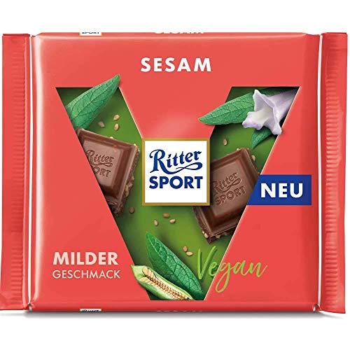 Ritter Sport 100g Sesam, 1er Pack (1 x )