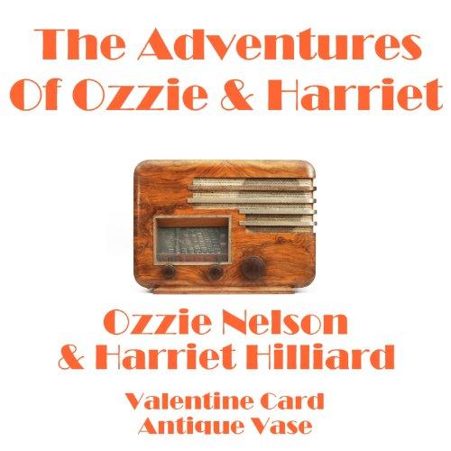 The Adventures of Ozzie & Harriet - Antique Vase