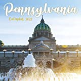 Pennsylvania Calendar 2022: Calendar 2022 with 6 Months of 2021 Bonus