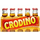 Crodino: non-alcoholic bitter aperitif, produced since 1964 - 10 x 100 ml