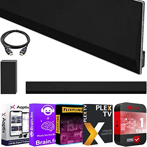 LG GX Soundbar High Res Audio Sound Bar with Dolby Atmos 3.1ch 420w...