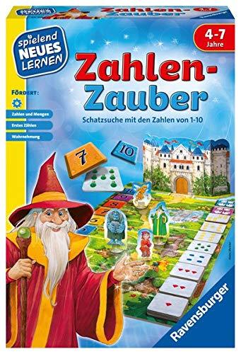 Ravensburger Spielen und Lernen 24964 - Zahlen-Zauber