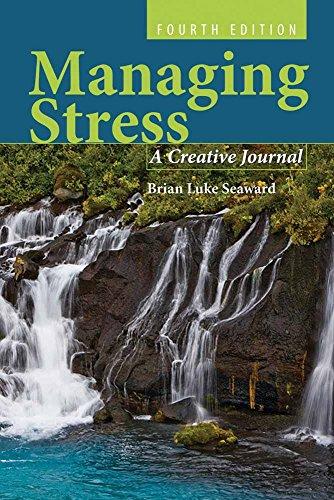 Managing Stress: A Creative Journal: A Creative Journal