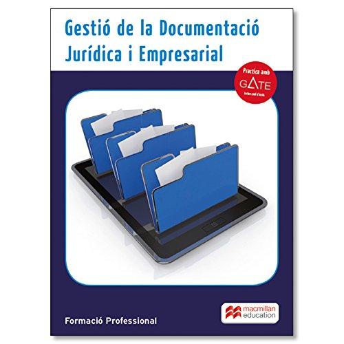 Gestio Documentacio Jurid i Emp Pk 2016 (Cicl-Administracion)