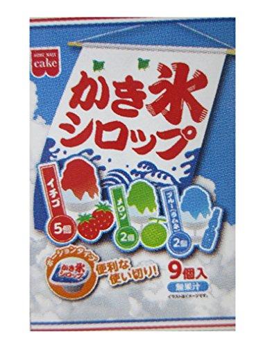 共立食品 かき氷シロップ 189g×12袋
