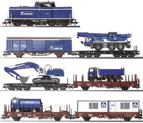 150255 - Herpa M lin Bautransportzug HOCHTIEF
