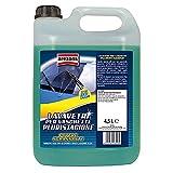 AREXONS LAVAVETRI PLURISTAGIONE -3.5 °C Liquido lavavetri auto 4.5 l liquido tergicristalli pronto all'uso, detergente vetri auto, azione sgrassante, rimuove ogni tipo di sporco, azione anticalcare
