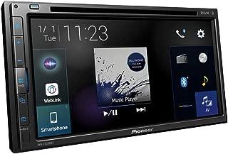 "Pioneer AVH-Z5290BT 6.8"" WVGA Touchscreen/CD/DVD/USB/AUX/Apple CarPlay/Android Auto/WebLink/Full HD Car Media Player"