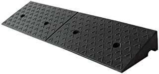 Ramps, SUV Business Car Uphill Pad Firm Rubber Vehicle Ramps Outdoor Steps Service Ramps Length: 1M