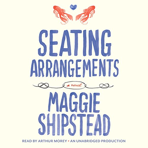 Seating Arrangements audiobook cover art