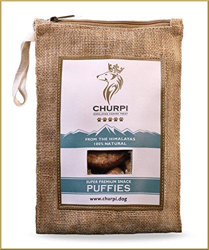 Churpi Snack para Perros Puffies - 70 gr