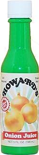 "Howard's Onion Juice ""New"" 5 Ounce Bottle (3 Unit Pack/15oz)"