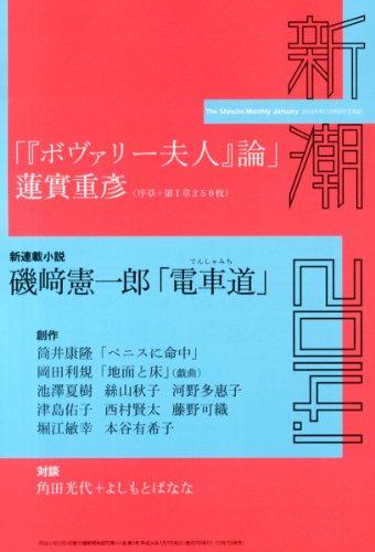 新潮 2014年 01月号 [雑誌]