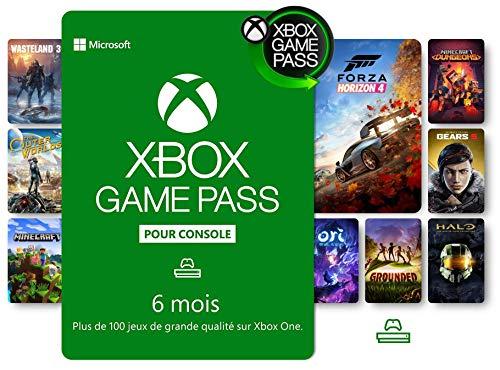 Abonnement Xbox Game Pass | 6 Mois | Xbox - Code jeu à télécharger