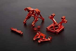 Hockus Accessories 1/5 Alloy Front Bulk Head Set for 1/5 Scale HPI KM RV 5B 5T 5SC - 85051 Parts RC Parts