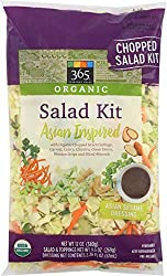 365 Everyday Value, Organic Salad Kit, Asian Inspired, 12 oz
