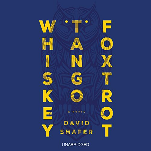 Whiskey Tango Foxtrot audiobook cover art