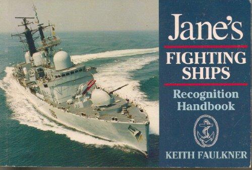Jane's Fighting Ships Recognition Handbook