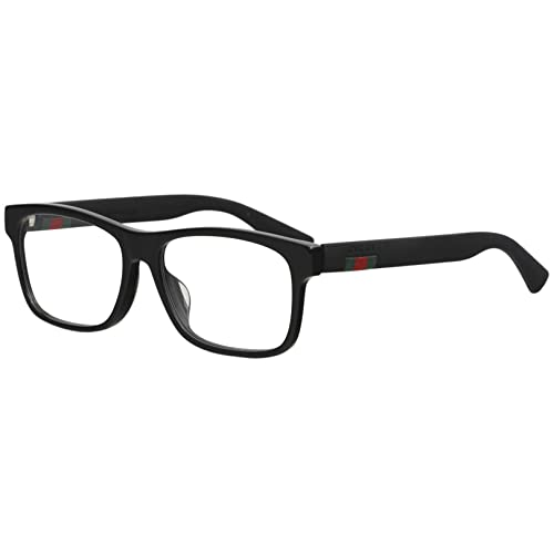 2a73e178f2e Gucci GG0176OA Plastic Rectangular Eyeglasses Size 56 mm