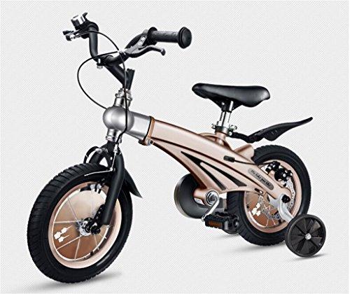 Les vélos d'enfants 12/14/16 Pouces bébé Mountain Bike Cadeau (Couleur : #1, Taille : 12 inches)