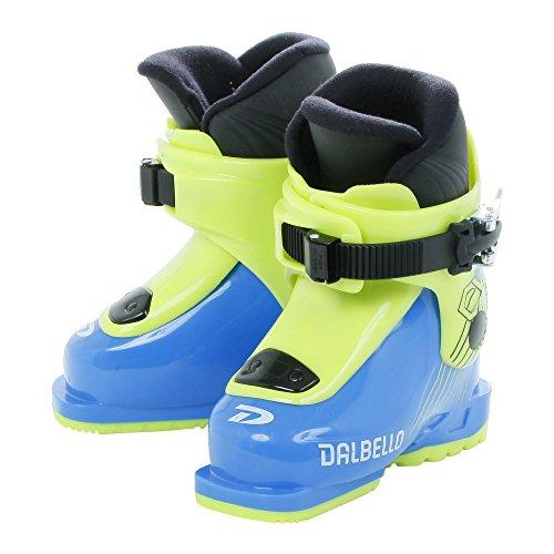 Dalbello CX 1.0 Junior - Electric Blue-Apple