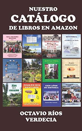 Nuestro catálogo de libros en Amazon