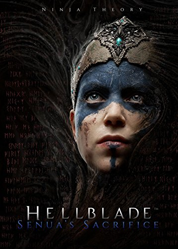 Hellblade: Senua's Sacrifice - Imported Video Game Wall Poster Print - 30cm x 43cm / 12 inches x 17 inches Xbox PS4