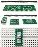 Schmartboard SchmartBoard|ez 1.27mm Pitch SOIC to DIP Adapter