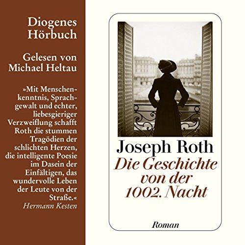 Die Geschichte von der 1002. Nacht audiobook cover art