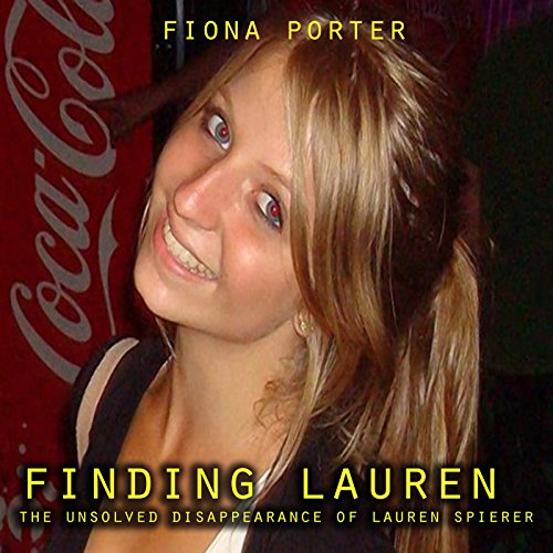 Finding Lauren audiobook cover art