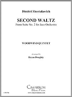Best shostakovich jazz suite waltz 2 sheet music Reviews