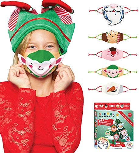 Up to 30% off face masks for the whole family